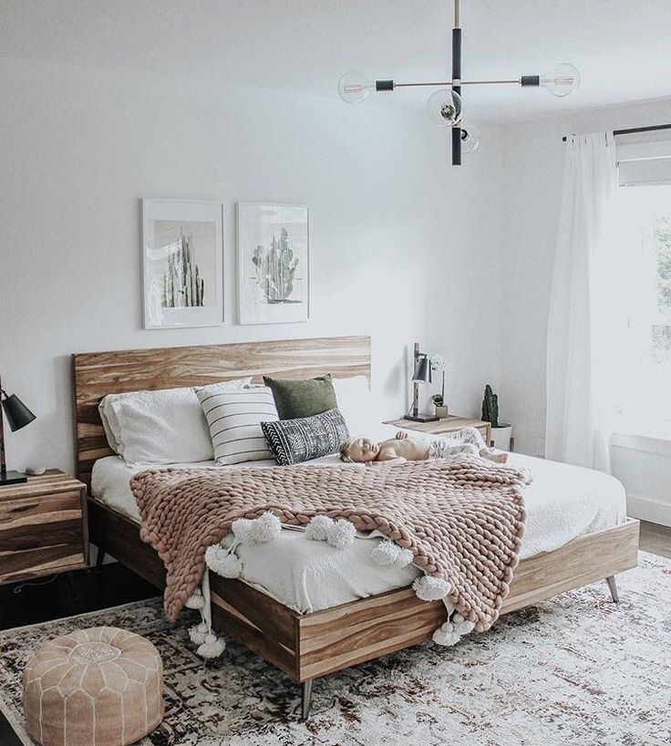 Bedroom Inspiration Pursue Your Dreams Of The Perfect Scandinavian Style Home With These Inspiri Small Master Bedroom Bedroom Inspirations Home Decor Bedroom