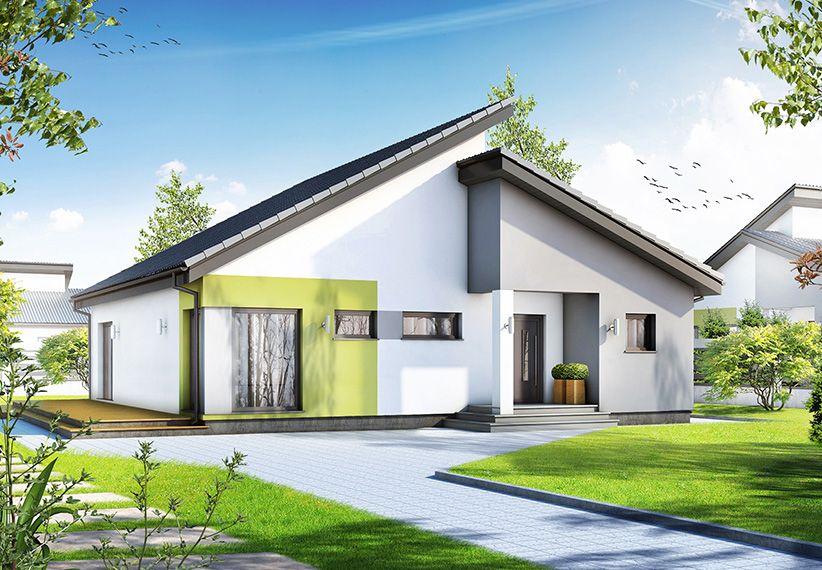 Perfect 120 DANWOOD House schlüsselfertige Häuser