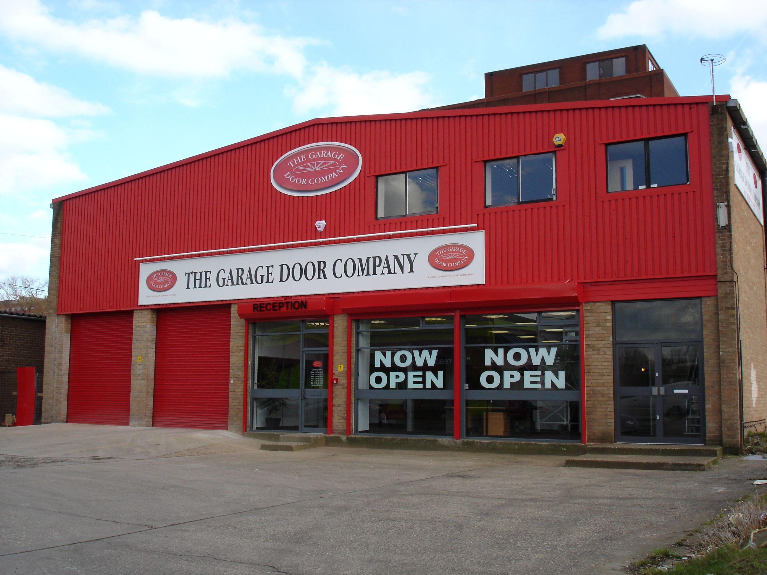 The Garage Door Company Leeds Showroom The Garage Door Company