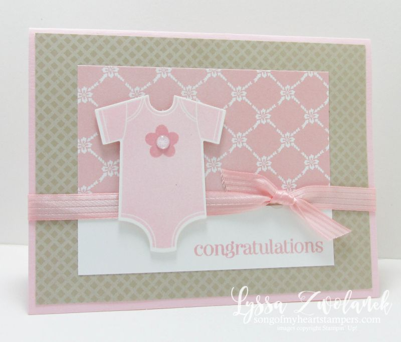 easy & cute Something for Baby cards | Baby cards, Showers and Baby ...