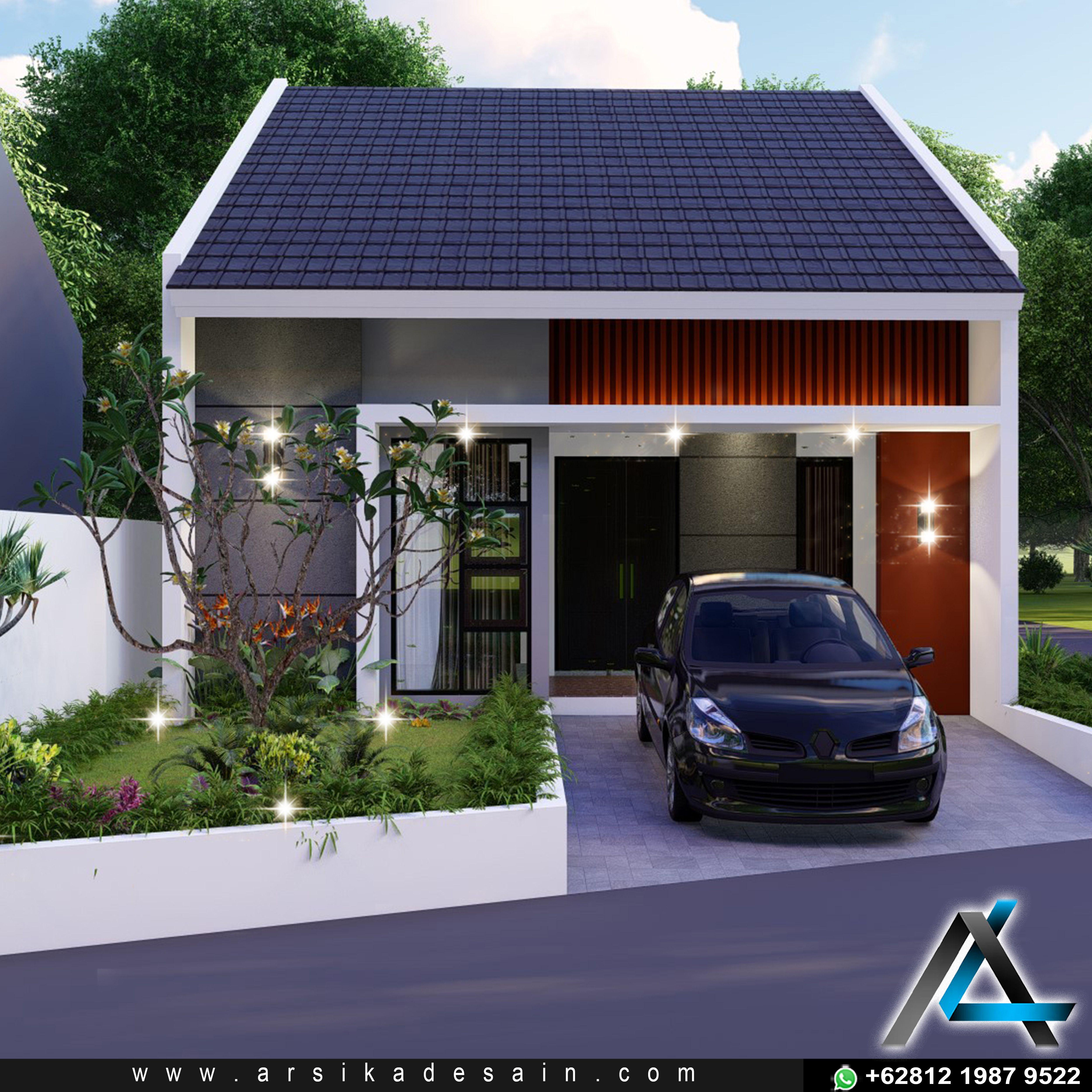 Desain Rumah Minimalis Modern Di 2021 Rumah Minimalis Desain Rumah Rumah Bangsawan