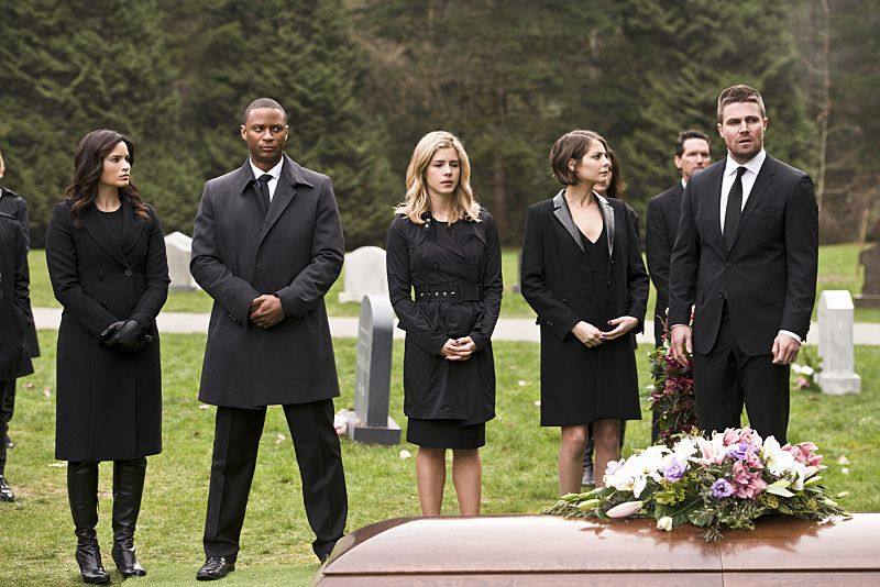"""Preview picture from Arrow 4x19 """"Canary Cry"""""""