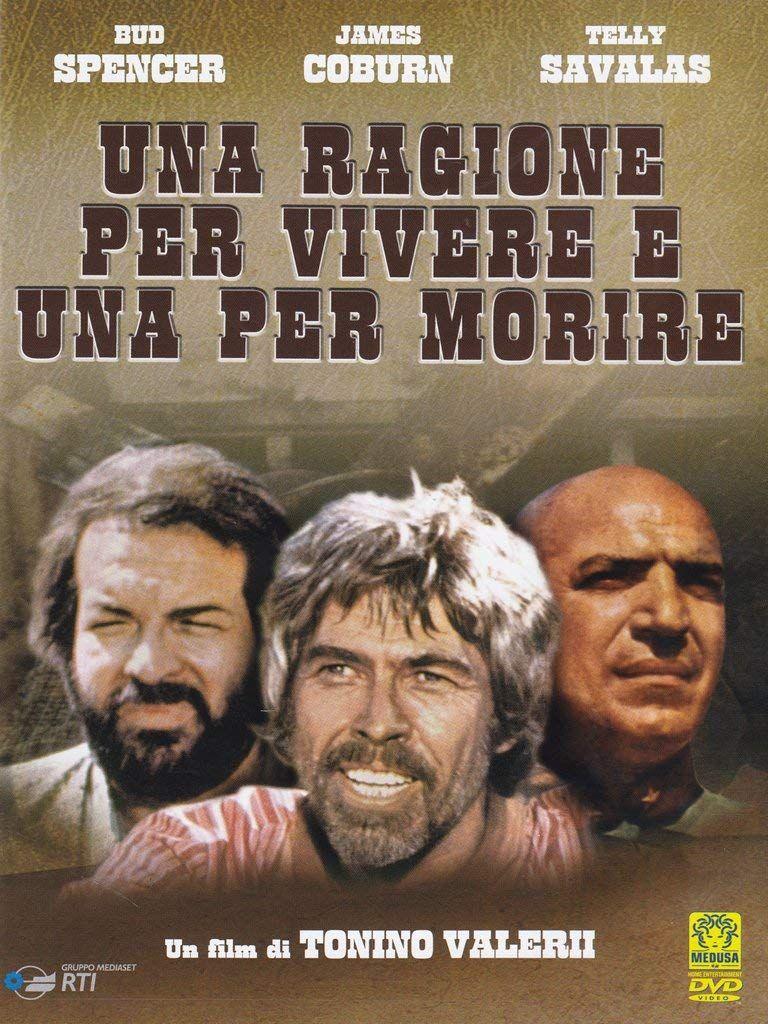 Una Ragione Per Vivere E Una Per Morire Dvd Italia Vivere Ragione Una Italia In 2020 Mit Bildern Terence Hill Bud Spencer Spencer