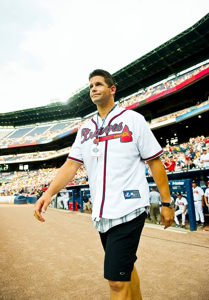 Javy Lopez to be indicted into the Braves' Hall of Fame!