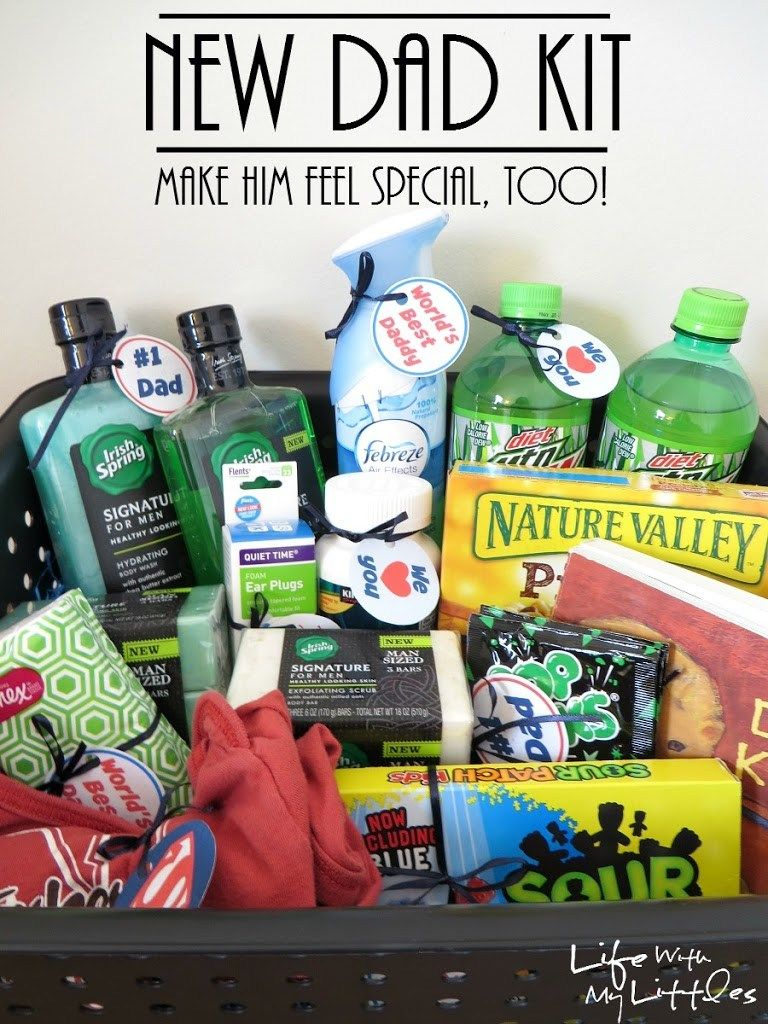 New Dad Kit Baby Phelps Baby New Dads New Baby Products