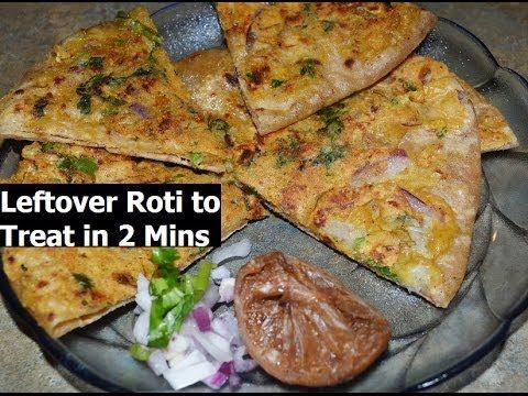 Convert leftover chapati roti to delitious treat in 5 mins smart convert leftover chapati roti to delitious treat in 5 mins smart recipe by chawlas kitchen forumfinder Choice Image