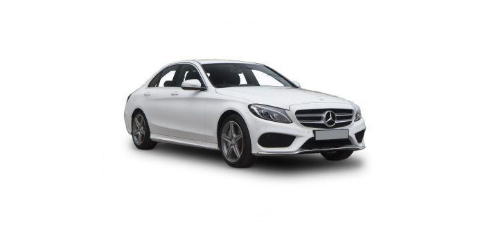 Mercedes-Benz C Class Saloon C200 4matic AMG Line Premium Plus 4dr Auto