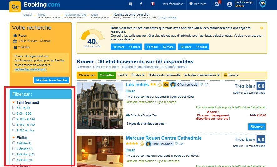 Comment optimiser la navigation par filtres en SEO sur les sites e-commerce ? #ecommerce #SEO  Par 3 as du référencement