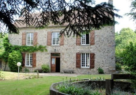 Country house / Manoir for sale in La Ferté-Macé, France  Restored