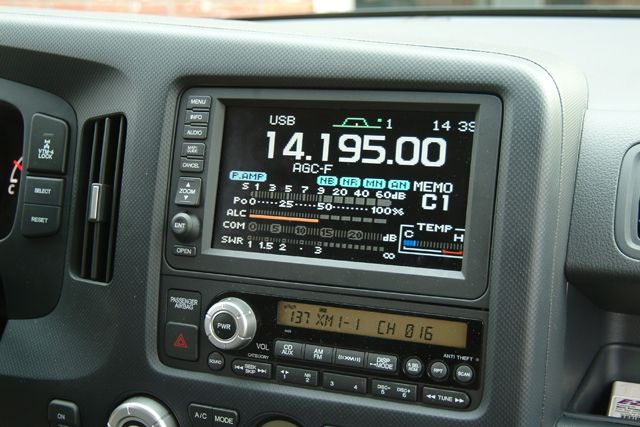 Icom Ham Radio 7000