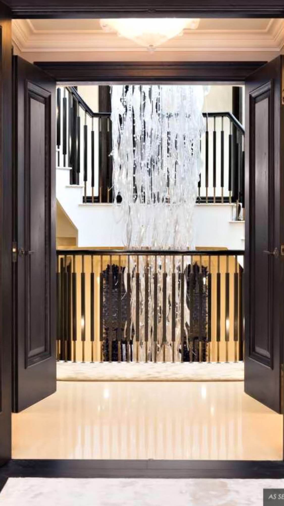 Luxury entrances Luxurydotcom Photo by Pinnacle Luxury