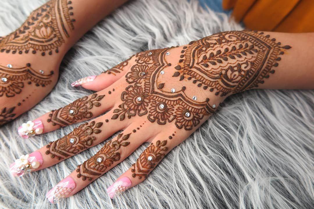 Henna Pengantin By Syahenna Henna Menggunakan Henna Natural Import