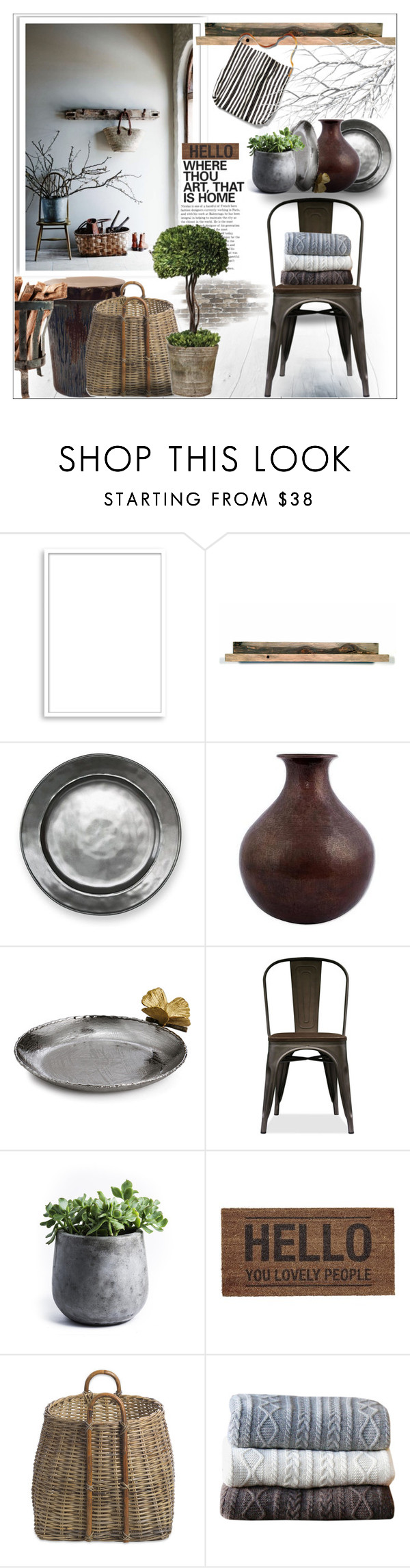 """""""Escape from the city ..."""" by dragananovcic ❤ liked on Polyvore featuring interior, interiors, interior design, home, home decor, interior decorating, Bomedo, WALL, Juliska and NOVICA"""