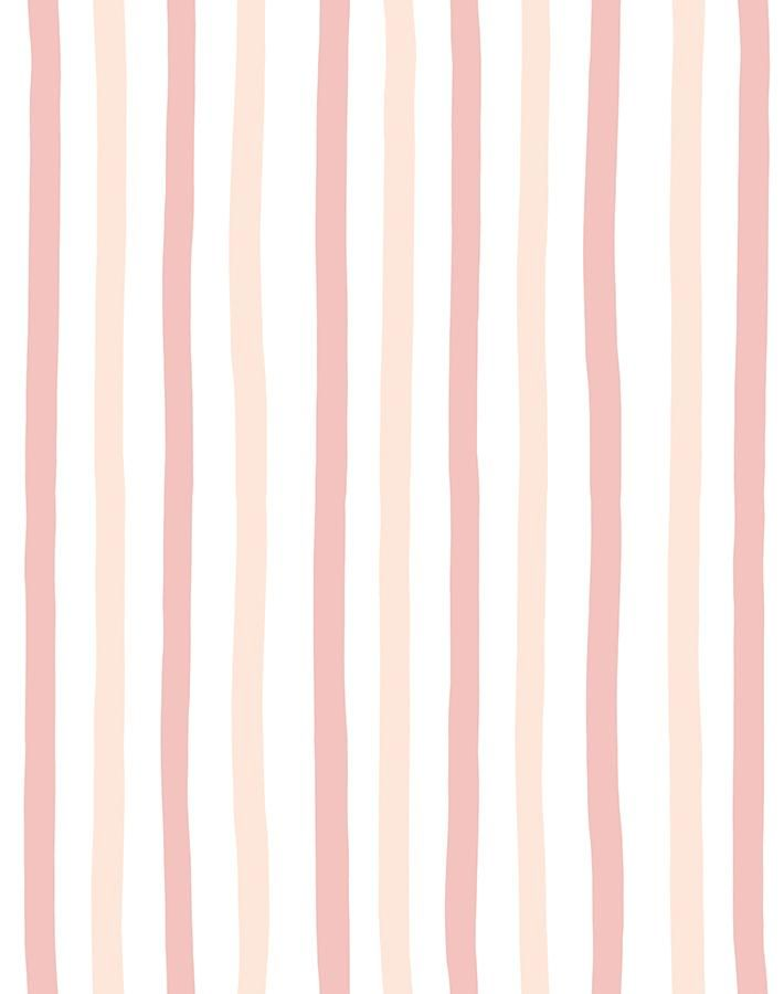 Stripes Wallpaper By Clare V Shell In 2021 Cute Wallpapers Striped Wallpaper Ipad Wallpaper