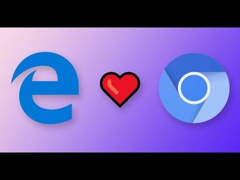 Windows Insiders Microsoft Edge VS Edge Chromium speed