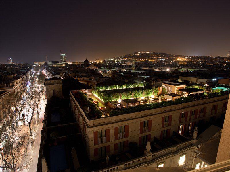 Terraza La Isabela El Meu Amor Barcelona Hotels