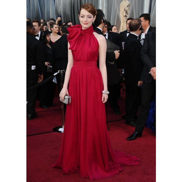 Mandii A La Mode: Style Inspiration from the Oscar's Red Carpet! via Polyvore