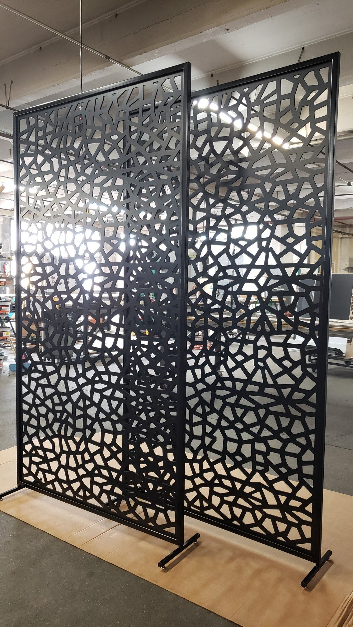Room Dividers And Decorative Privacy Screens Custom Made To Order Ideas To Divide Space In Office Or Dressing Room Design Modern Room Divider Lasercut Design