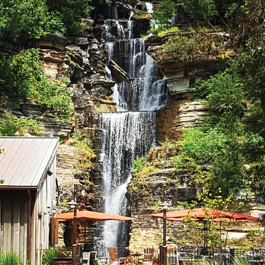 Waterfalls Of Dogwood Canyon Trailer Life Dogwood Canyon Branson Missouri Vacation Missouri Hiking