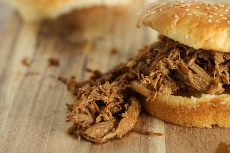 Slow Cooker Pulled Pork Recipe The Prairie Homestead Recipe Pulled Pork Recipes Slow Cooker Pulled Pork Pork Recipes