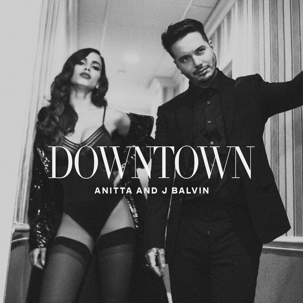 Anitta J Balvin Downtown By Jeniseveentra On Smule Anitta