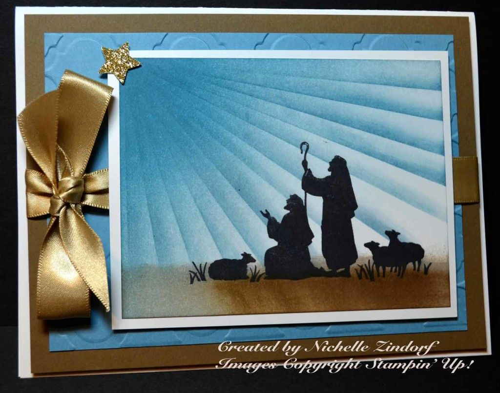 Blessing – Stampin' Up! Card (zindorf.blogs ...