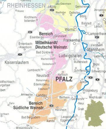 Weinregion Pfalz Mit Bildern Pfalz Rheinhessen Deutscher Wein