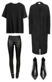 Timeless black and white outfits - casual - # casual # black and white outfits #timeless