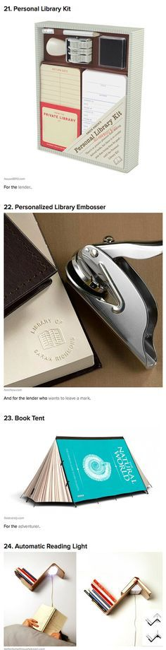 24 Cool and Creative Gadgets, Accessories for Geeky Book Lovers - TechEBlog