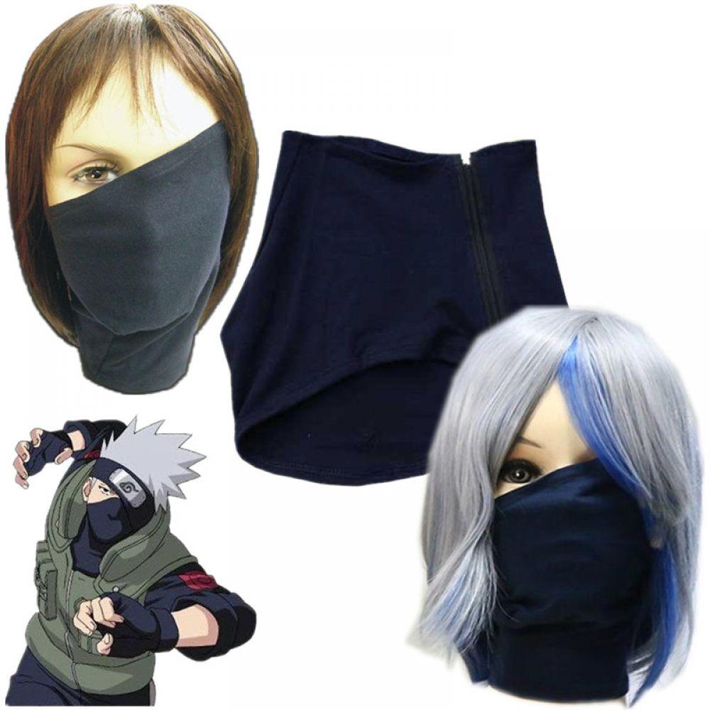 Kakashi face mask 50 off today free shipping kakashi