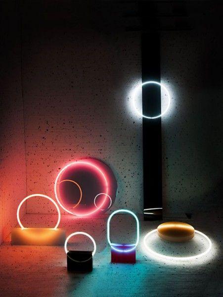 Neon   Sabine MArcelis   Light   Colors salon Pinterest Light