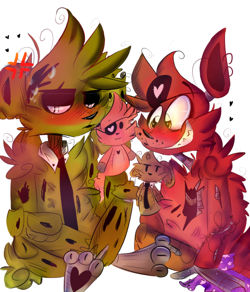 .Foxy, I Don't Want To Play. By CaramelCraze On DeviantArt