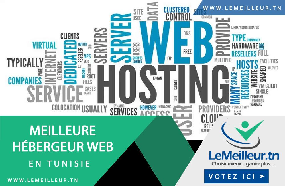 Meilleur Hebergement Web En Tunisie Hebergeur Web Tunisie