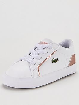 Lacoste Infant Lerond 319 2 Trainers