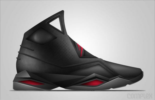 Air Jordan Line Reinvented By Brett Golliff Modern Notoriety Sneakers Sketch Air Jordans Sneakers