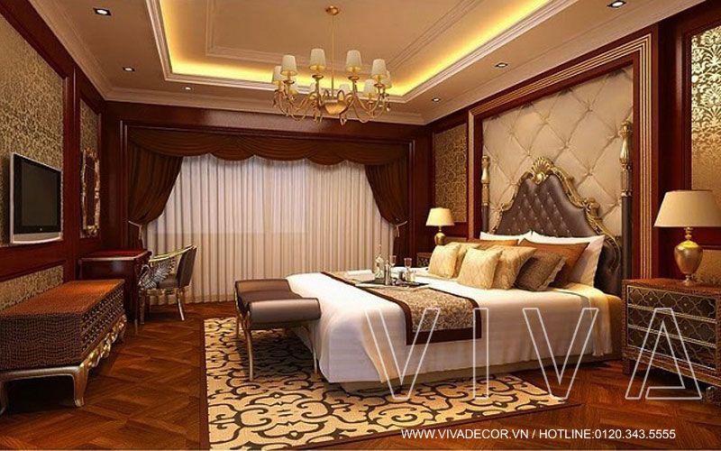 Thiết kế nội thất phòng ngủ khách sạn hiện đại, sang trọng Thiết - schlafzimmer afrika style