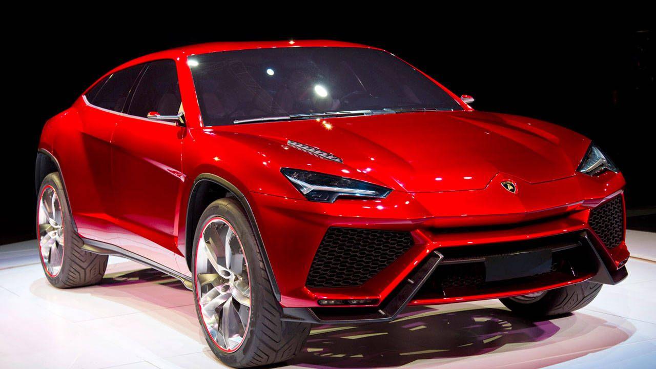 Lamborghini Urus Concept Red Lamborghini Lamborghini Models Sports Cars Luxury