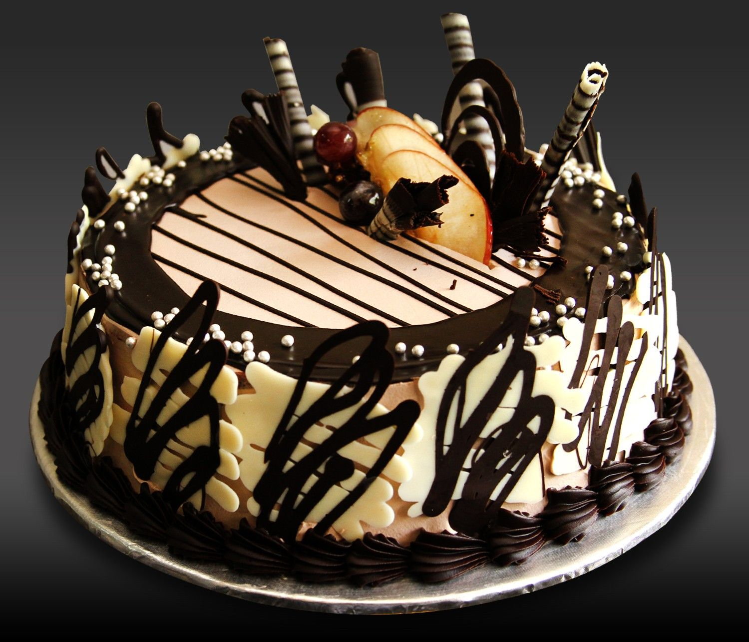 Welcome MaDurga With The Sweetness Of This Wonderful And Delicious Cake DurgaPuja