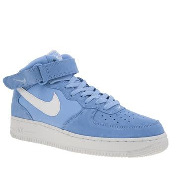 Nike Air Force 1 Bleu Moyen Légende