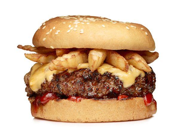 Kids'-Menu Burgers Recipe : Food Network Kitchen : Food Network - FoodNetwork.com. Hamburger inspiration.
