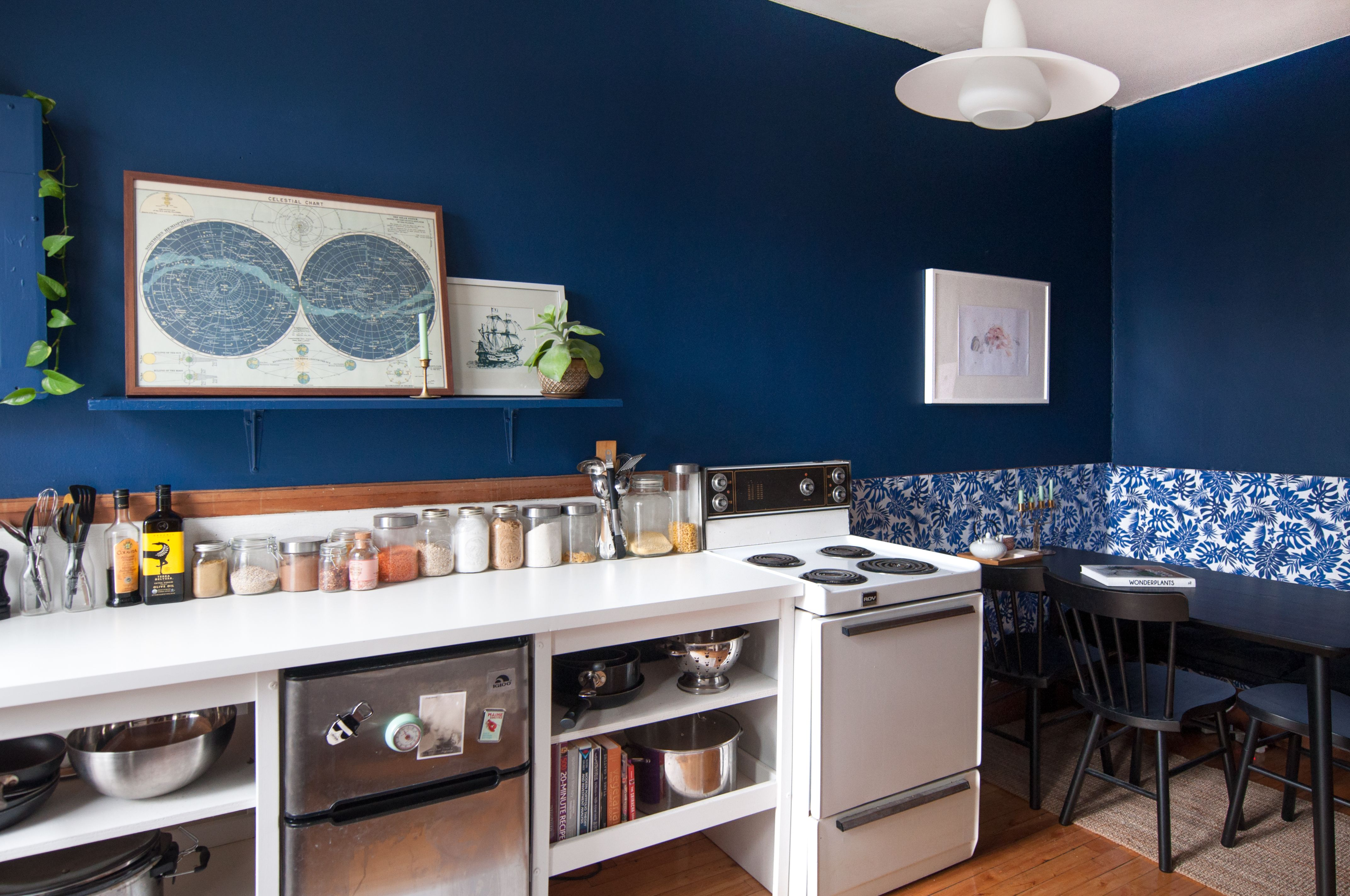 The Clever Small Space Kitchen Hack Hiding in IKEA's ...