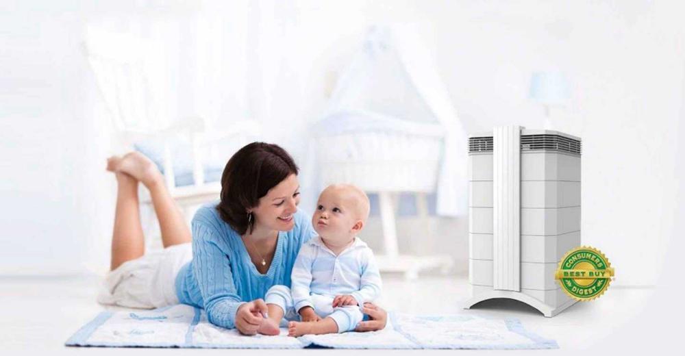 HealthPro® Plus IQAir Air purification systems, Air