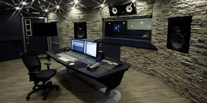 Surprising 17 Best Images About Control Room Design On Pinterest Acoustic Largest Home Design Picture Inspirations Pitcheantrous