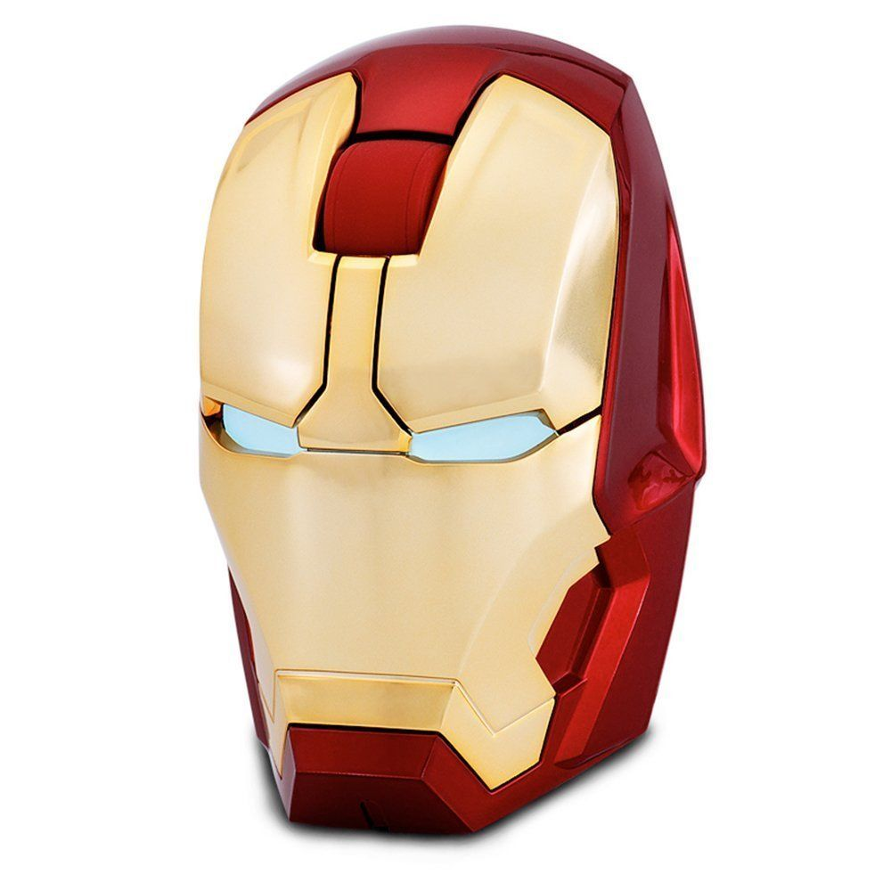 5ab376938bb The Iron Man Mouse! A really cool gizmo which can please the Avengers fans  or simply the Iron Man fans, just like this super-hero headset, which you  find a ...