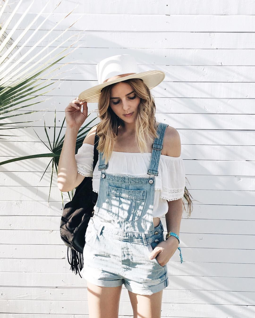 848f9e3a26d white or blue jean overalls Jumper Outfit Denim