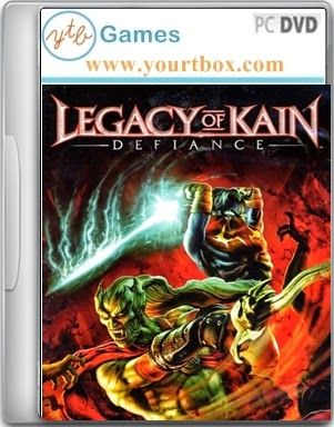 Legacy kain defiance patch: software, free download windows 10