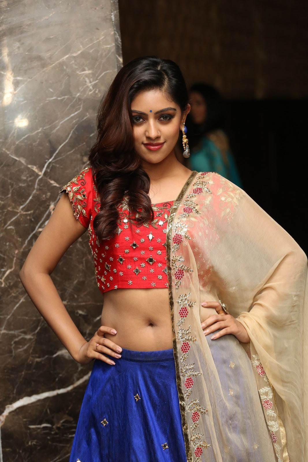 Anu Emmanuel Is An Indian Film Actress From Usa She Made Her Acting Debut As A Child Artist In The Malayalam Film Swapna Sanchari