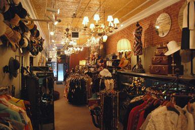 The Secrets Of New York S Best Vintage Shop Vintage Store Nyc Shopping Vintage Shops