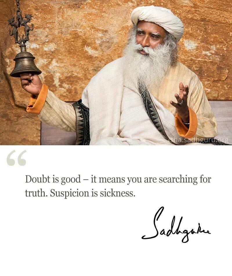 Mystic Quotes Guru Quotes Sadguru Quotes