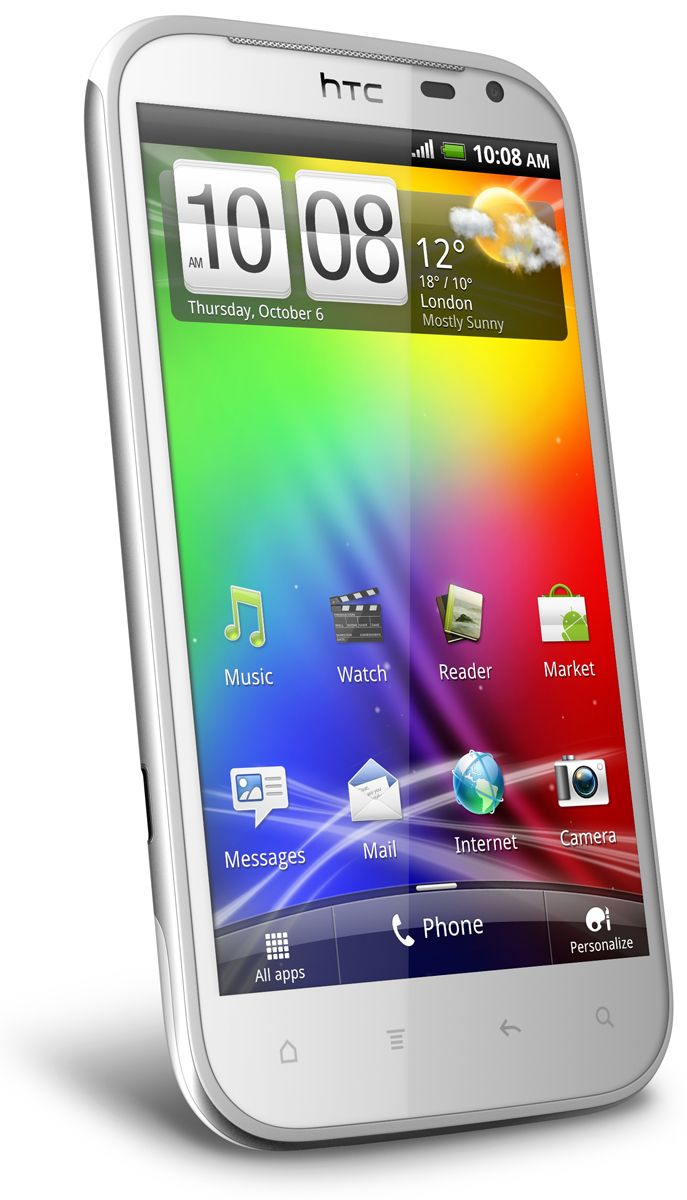 HTC Sensation 4G and XL are next on the Ice Cream Sandwich